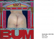 Pauline Boty, «Bum», 1966